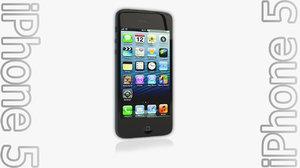 3dsmax iphone 5