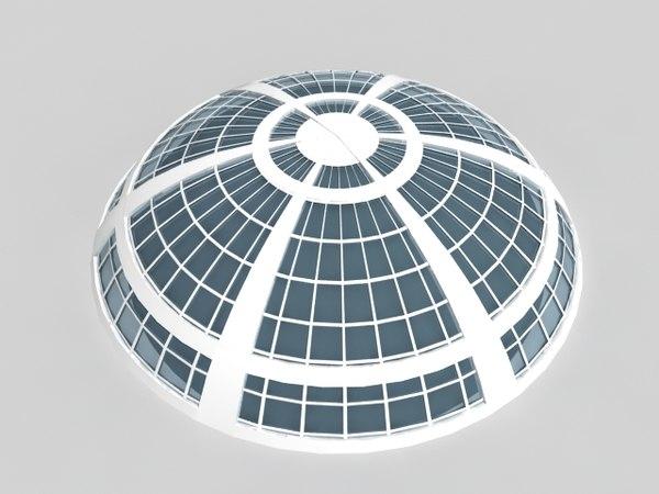 3ds max futuristic building