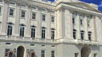 3d buckingham palace model