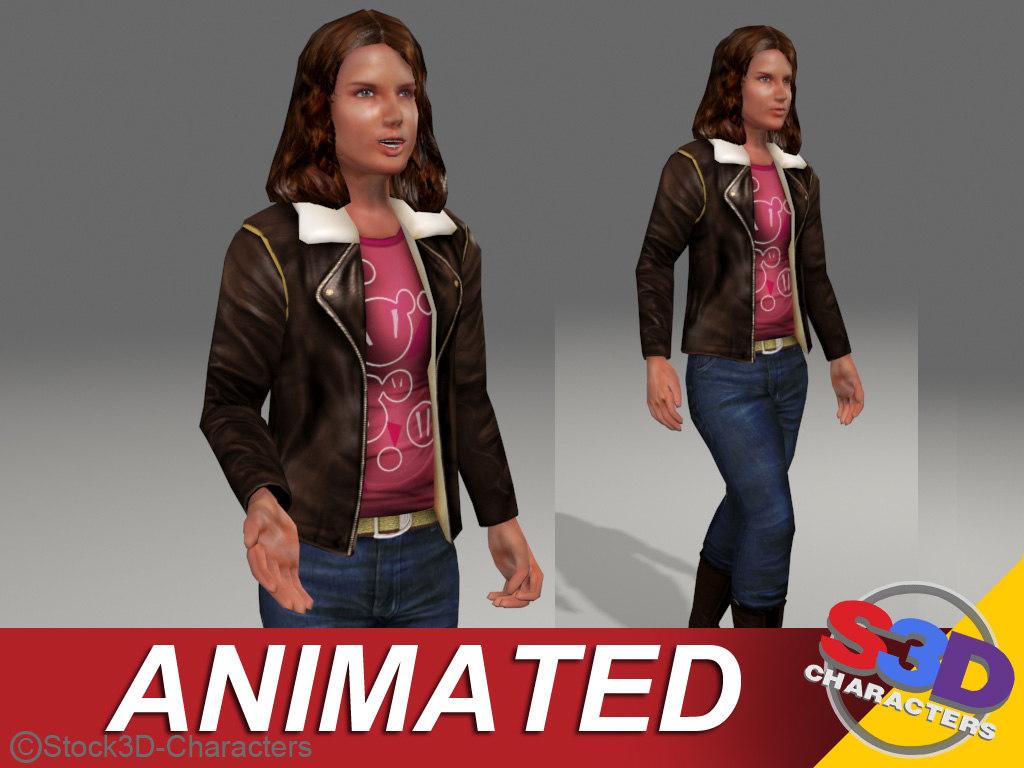 teenage animations max