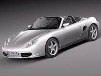 Porsche Boxster S 1996-2004
