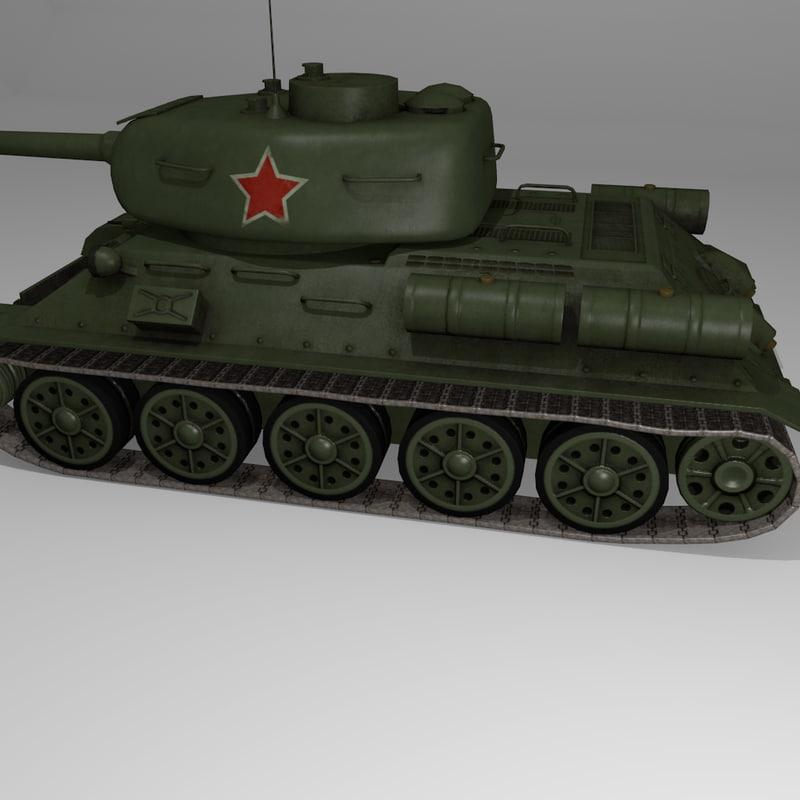 obj tank wwii