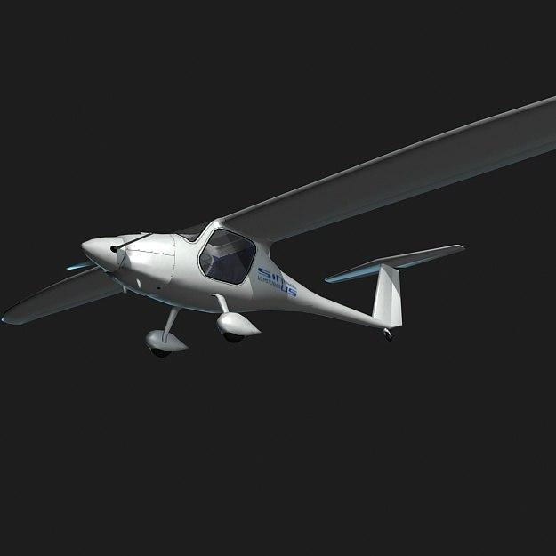 maya pipistrel sinus aircraft