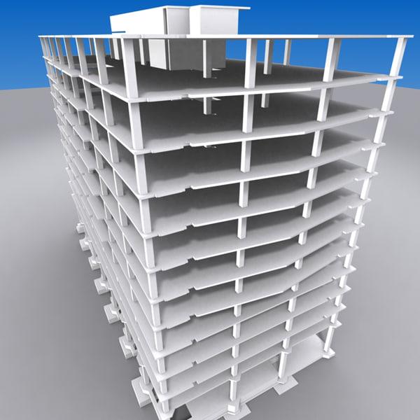 lightwave structure building