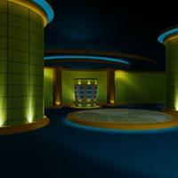 3dsmax virtual set