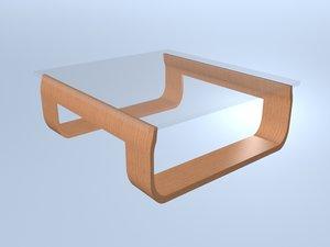 free max model cofee table