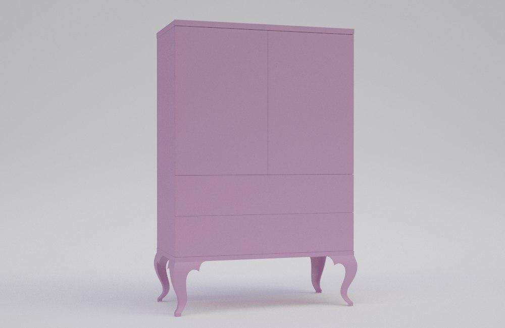 3d cabinet trollsta