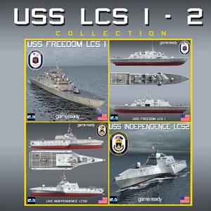 3ds max uss lcs 1