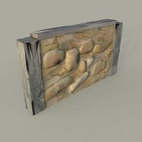 stone wall max