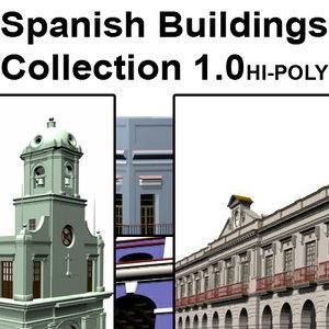 spanish buildings 1 max