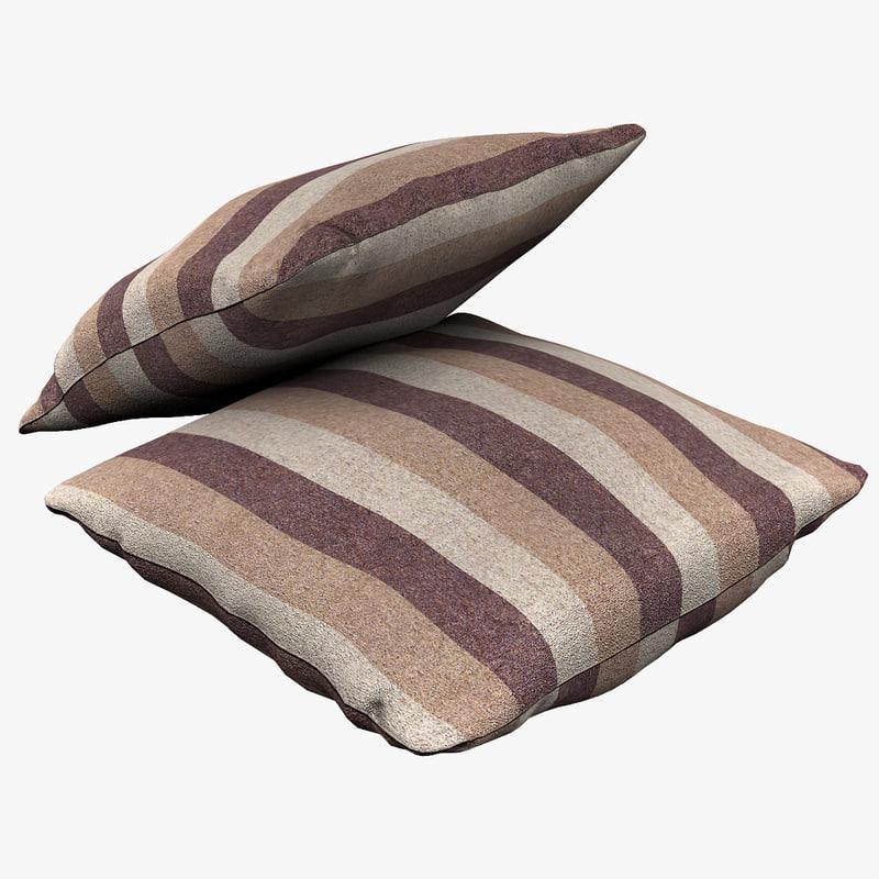 3d model pillow v5