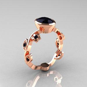 classic engagement ring 3dm