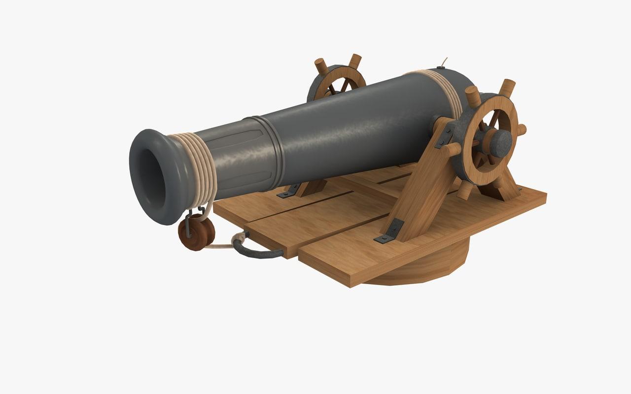 siege cannon 3d 3ds