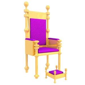 maya throne king queen