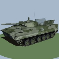 BMP3 Russian light tank