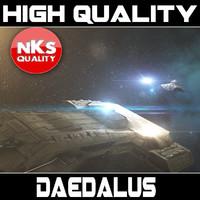 Daedalus - Stargate
