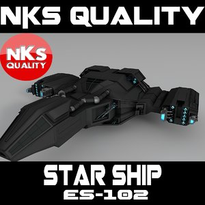 c4d ships cannons