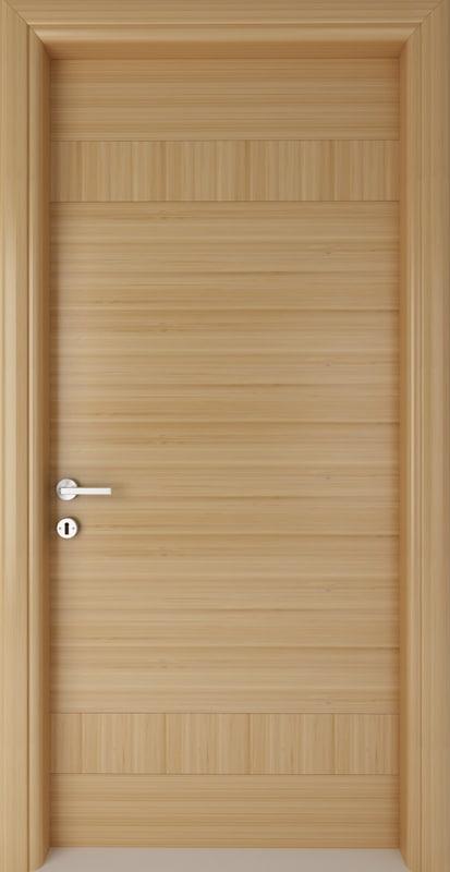 Interior door texture - Free 3ds Model Interior Door
