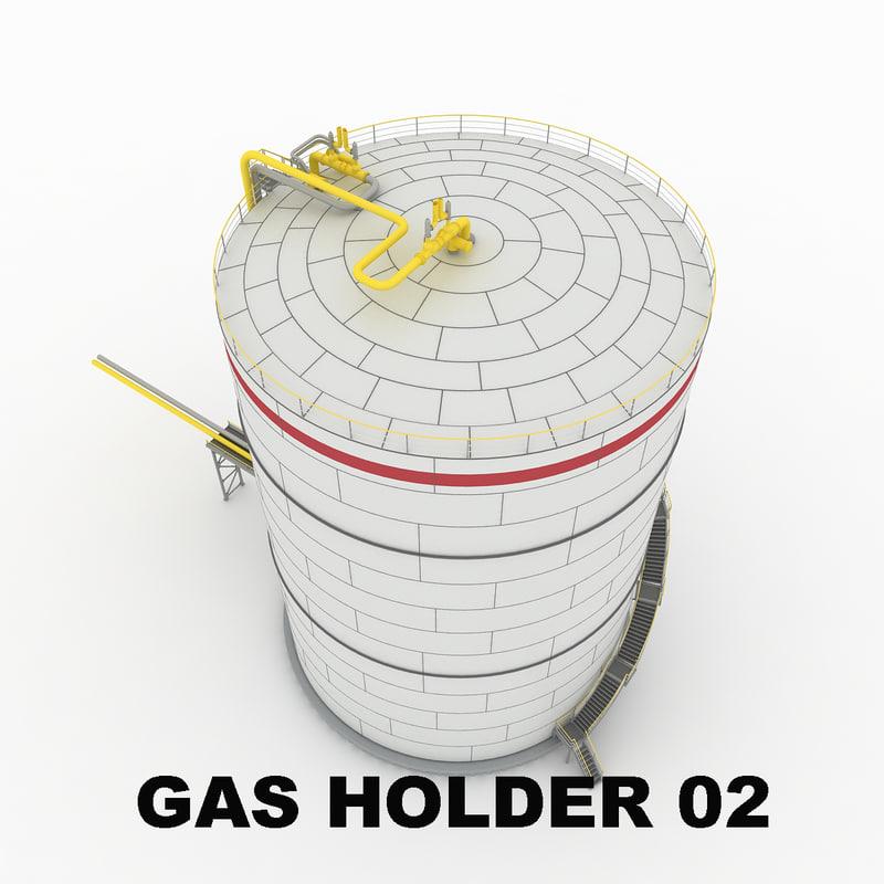 3d gas holder 02