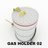 Gas holder 02