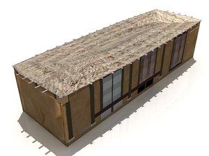 hut polygonal max
