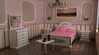 pink bedroom max
