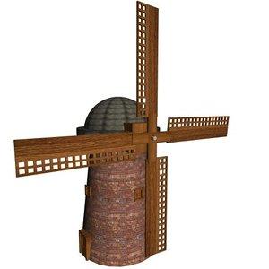 dutch windmill 3ds