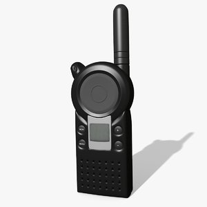 3d mobile radio model