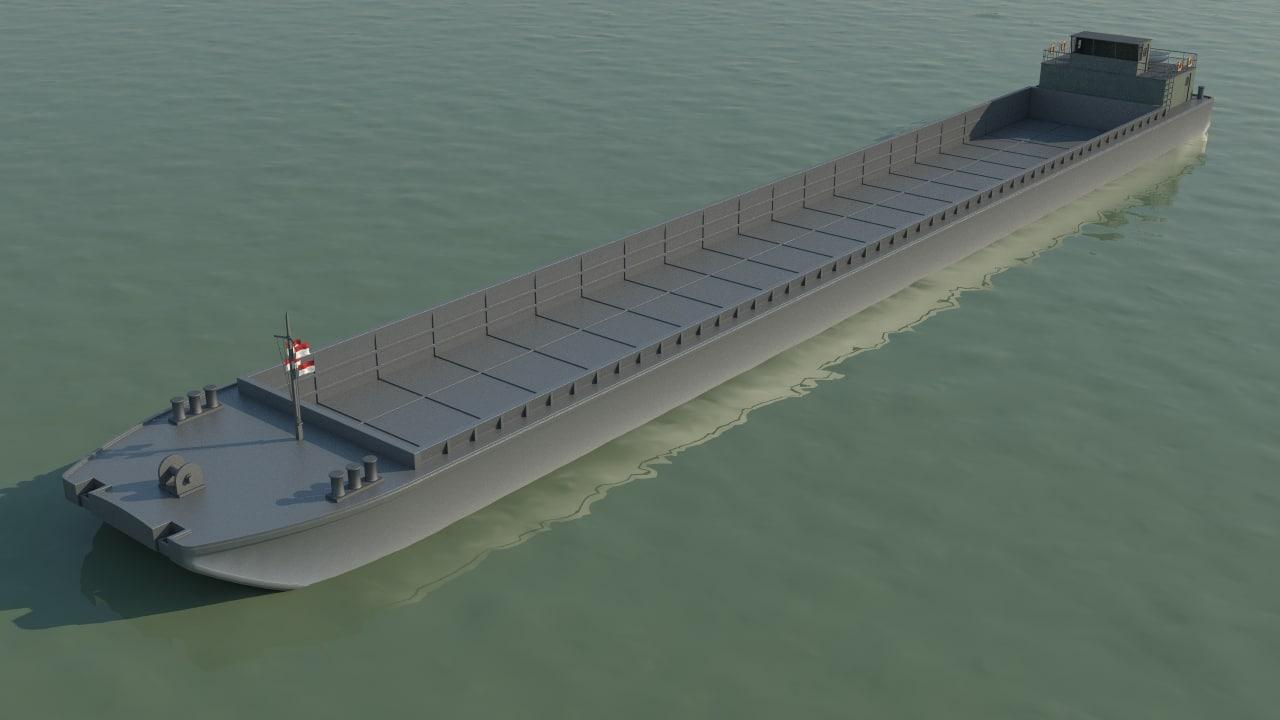 x river hopper freighter