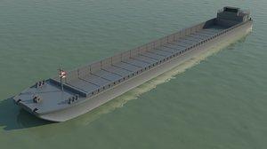 max river hopper freighter