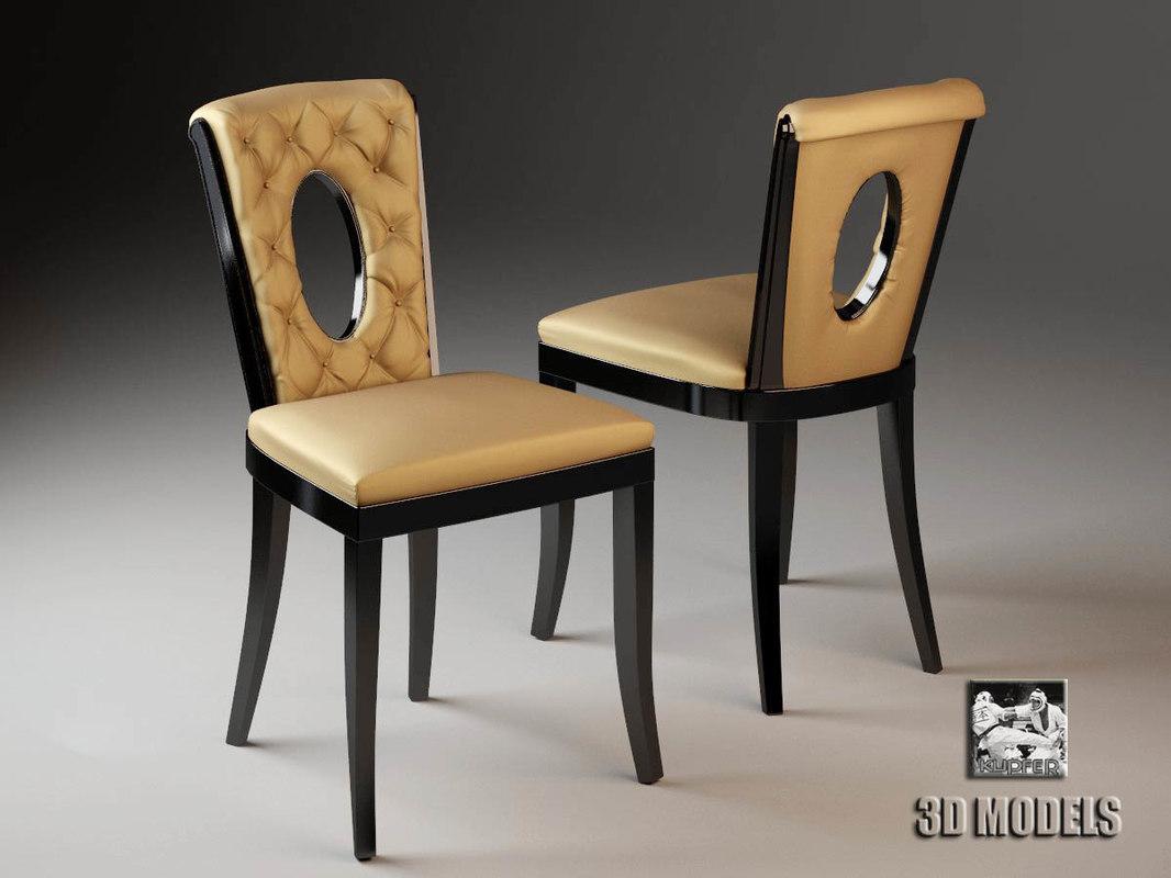 visionnaire antinea chair max