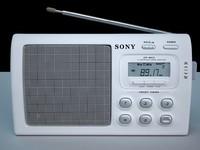 Radio sony ICF - M410