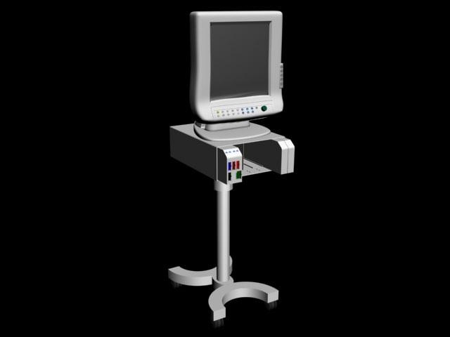 maya bedside monitor