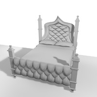 obj double bed