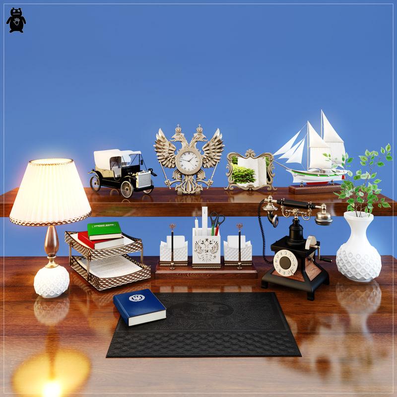 decorative accessories desktop max