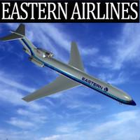 maya eastern airlines 727-200