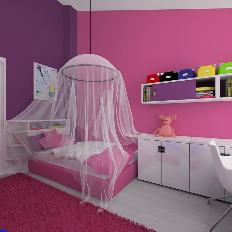 kids room 3ds