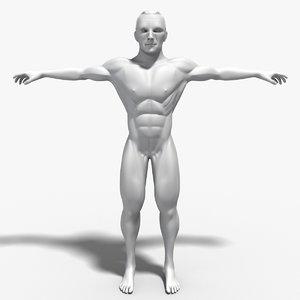 max human body man