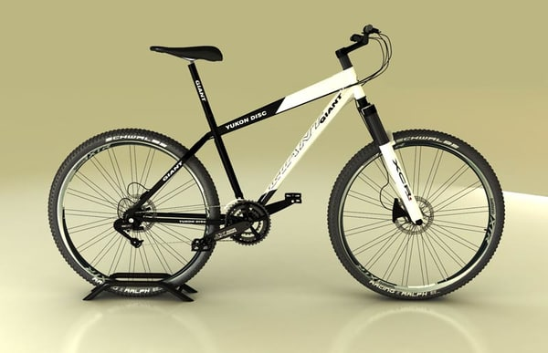 bike 3d max