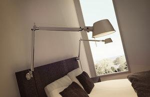 max tolomeo wall light lamp