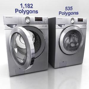 washing machine e max
