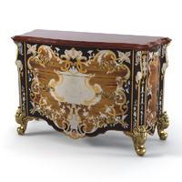 Armando Rho A 932 Classic Baroque Bedroom dresser