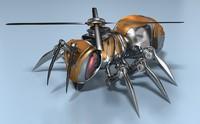 Mech Bee