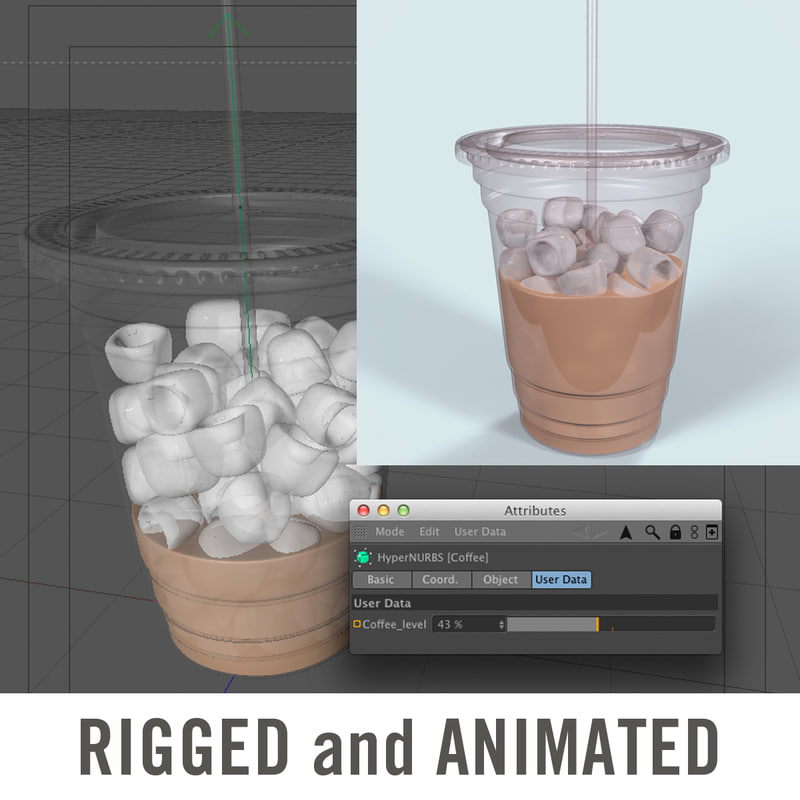 3d xpresso rig coffee