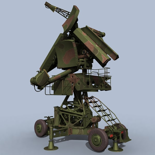 blow russian sa-3 3ds