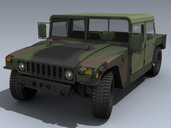 max army humvee nato m998