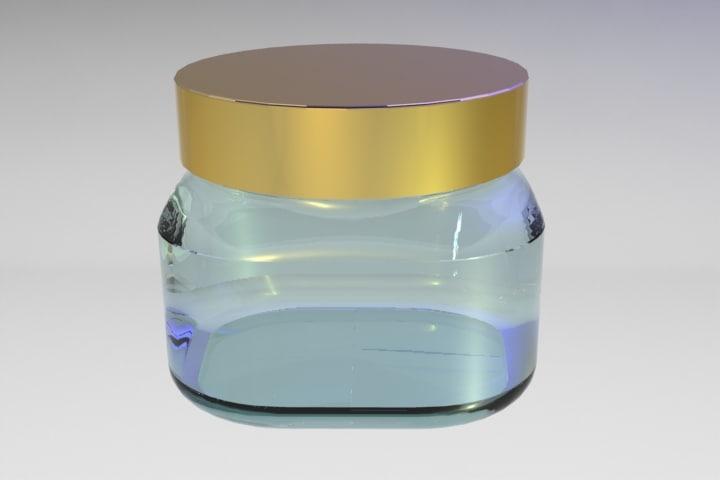 3d model jar cad