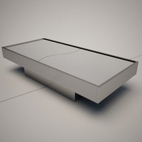 3ds cattelan italia spritz coffee table