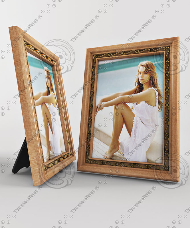 photo frame 3d 3ds