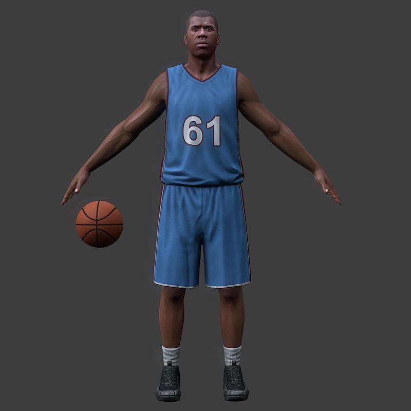 maya player basketball